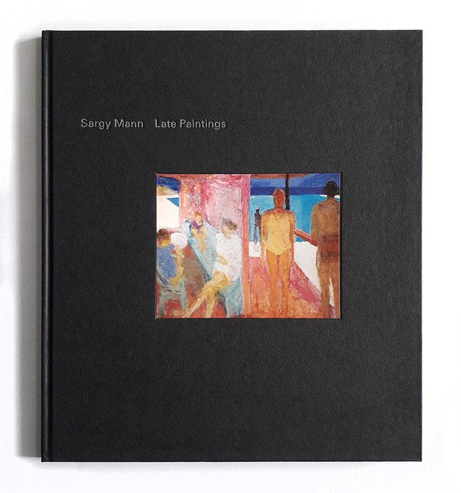 Sargy Mann, Late Paintings, cover