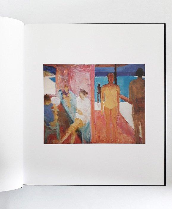 Sargy Mann, Late Paintings, spread 1